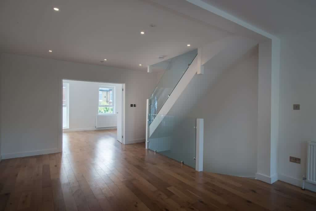 Renovated home in Fulham