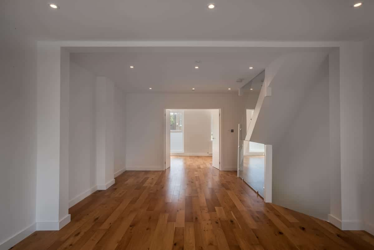 Fulham home renovated and new flooring