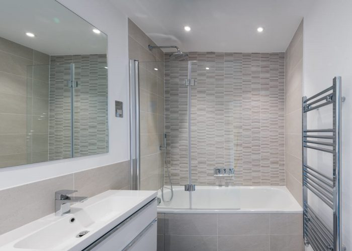 Home renovation and new bathroom London