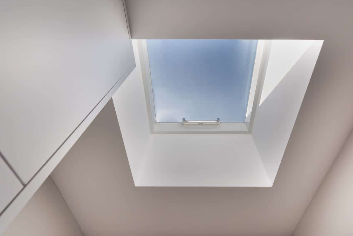Roof Window of Residencial house at Conmell Road