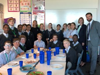 headteacher lunch-2018